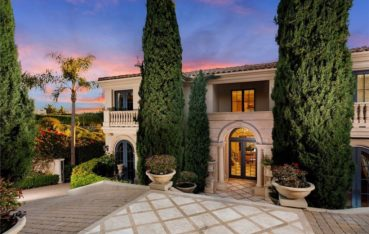 5 Rim Ridge – Newport Coast $13,750,000